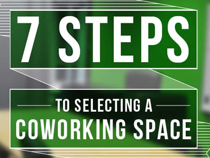 7 Steps to Selecting a Coworking Space